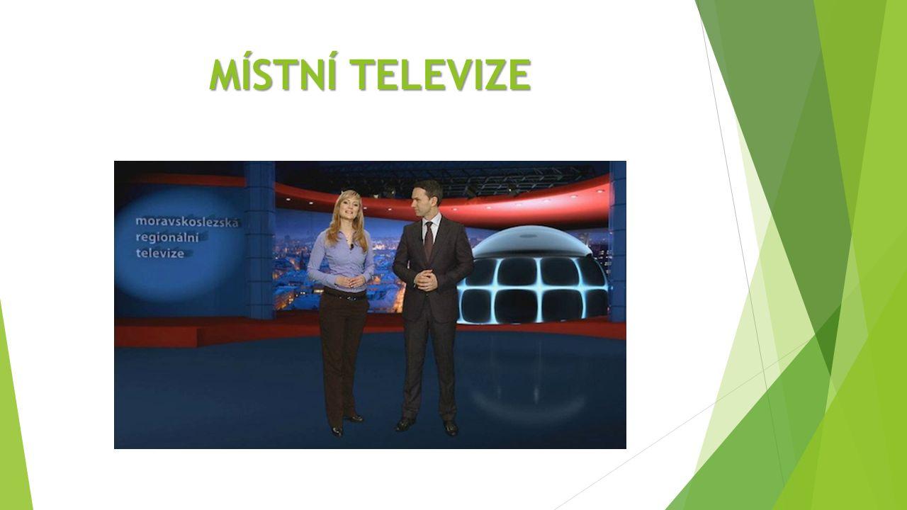 MÍSTNÍ TELEVIZE