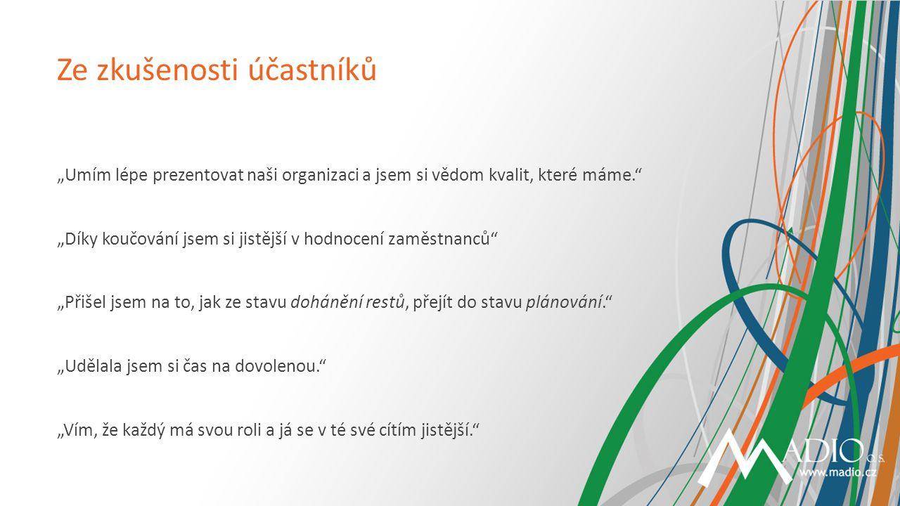 K pilotnímu projektu, přímo od zdroje  2015, pilotní projekt koučování ředitelů škol  Probíhal na Gymnáziu Kroměříž Reference poskytne Mgr.