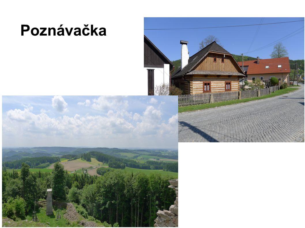 Návštěva a dokumentace určené krajiny Příklad z r.