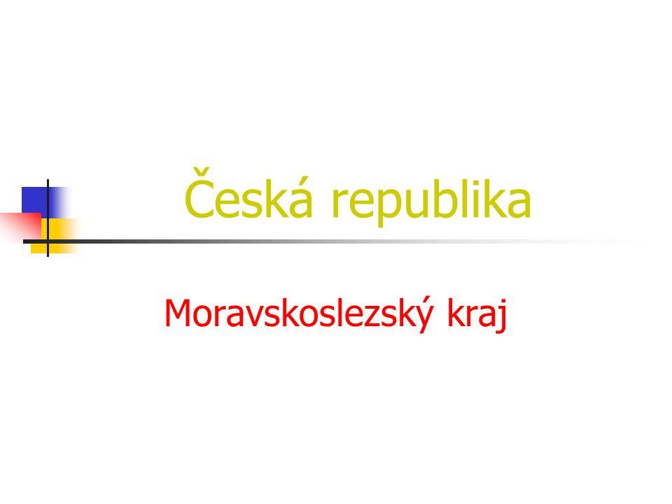 Česká republika Moravskoslezský kraj
