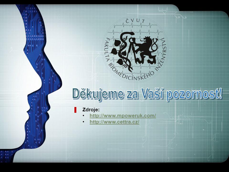 Zdroje: http://www.mpoweruk.com/ http://www.cettra.cz/