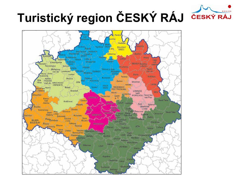 Turistický region ČESKÝ RÁJ