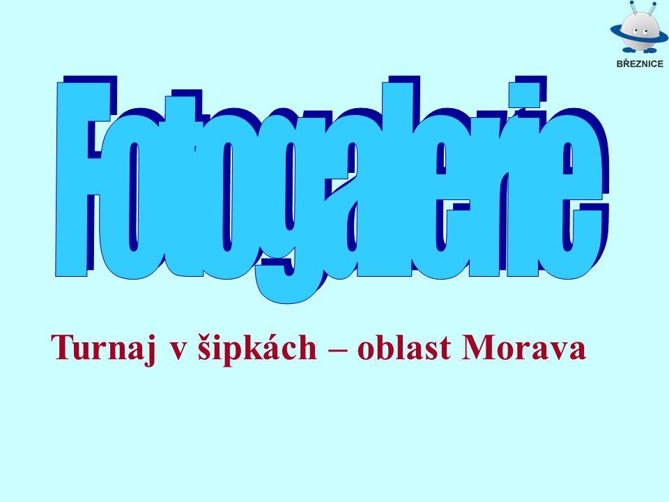 Turnaj v šipkách – oblast Morava