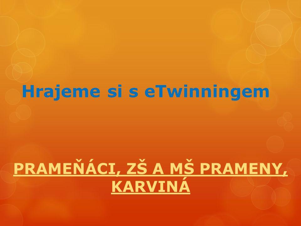 eTwinning je aktivita Evropské komise zaměřená na online spolupráci mezi školami, vzdělávání a vzájemnou komunikaci evropských učitelů.