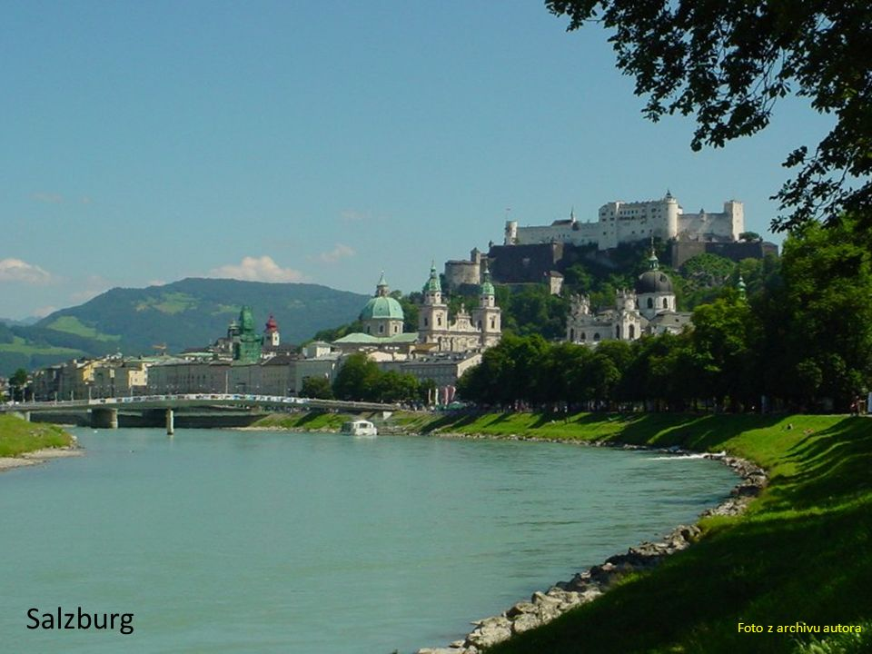 Salzburg Foto z archivu autora