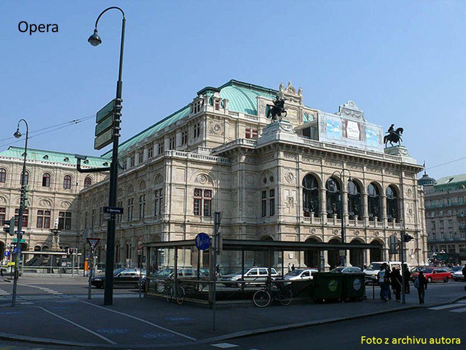 Opera Foto z archivu autora