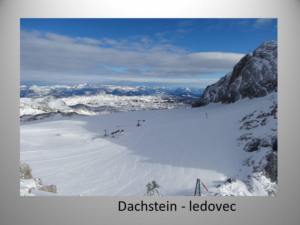 Dachstein - ledovec