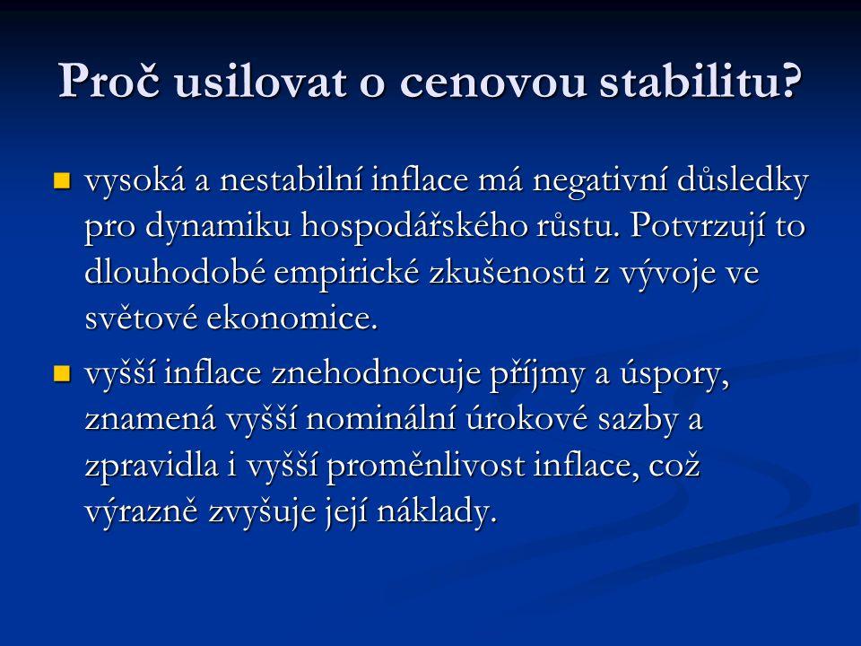 Čistá inflace je vypočítávána Českým statistickým úřadem jako přírůstek cen v neregulované části spotřebního koše očištěný o vliv nepřímých daní, případně rušení dotací.