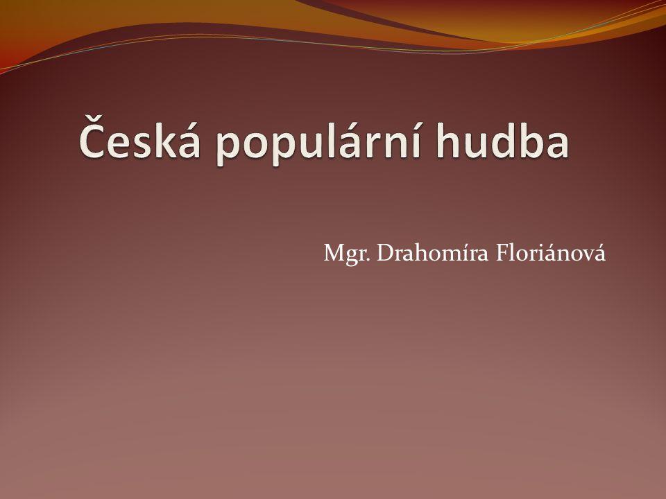 Mgr. Drahomíra Floriánová