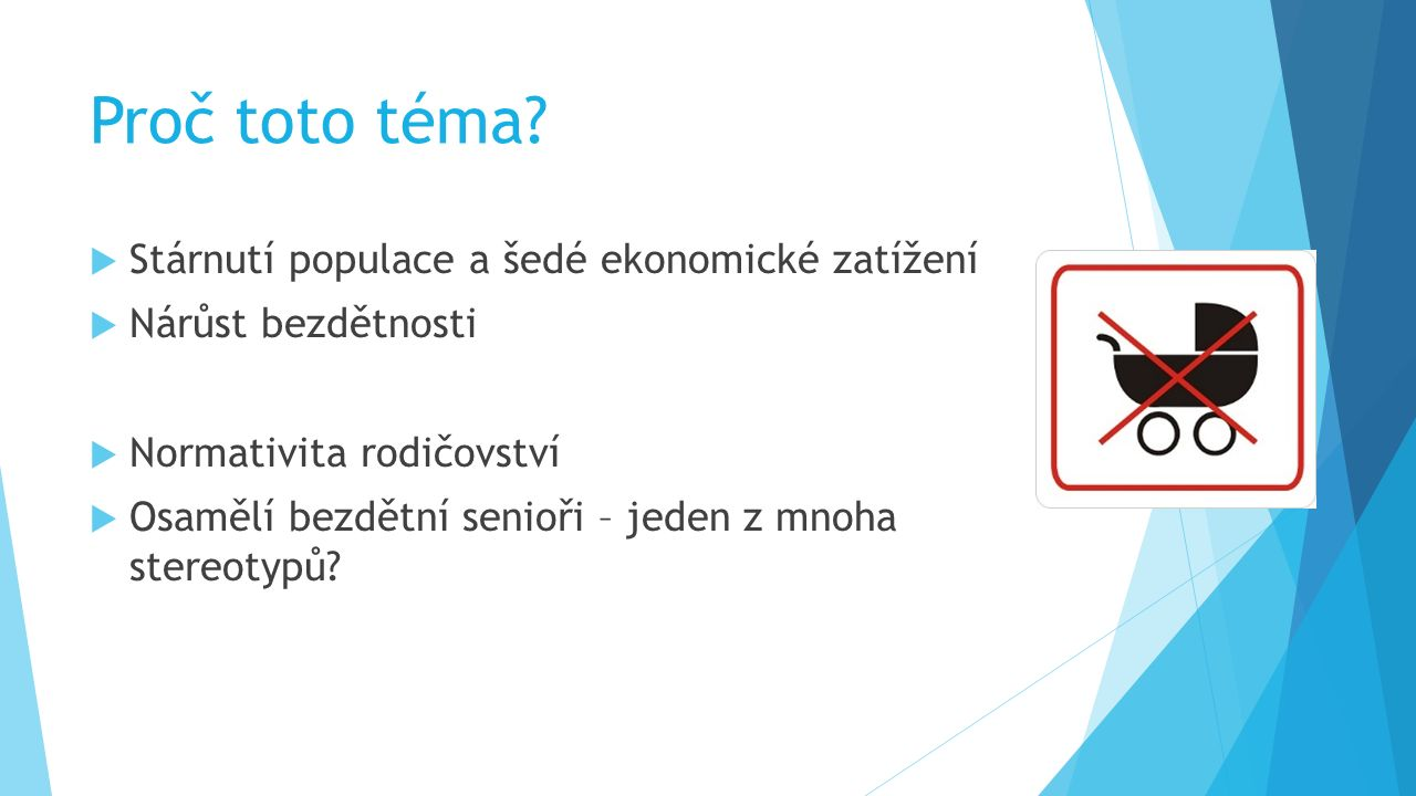 Efekt bezdětnosti na osamělost seniorů napříč Evropou Regresní koeficient při kontrole proměnných: gender, věk, rodinný stav, ekonomická aktivita, volnočasové aktivity, finanční situace, zdravotní stav *Efekt bezdětnosti byl ve Švýcarsku a Izraeli nesignifikantní na hladině 0,05