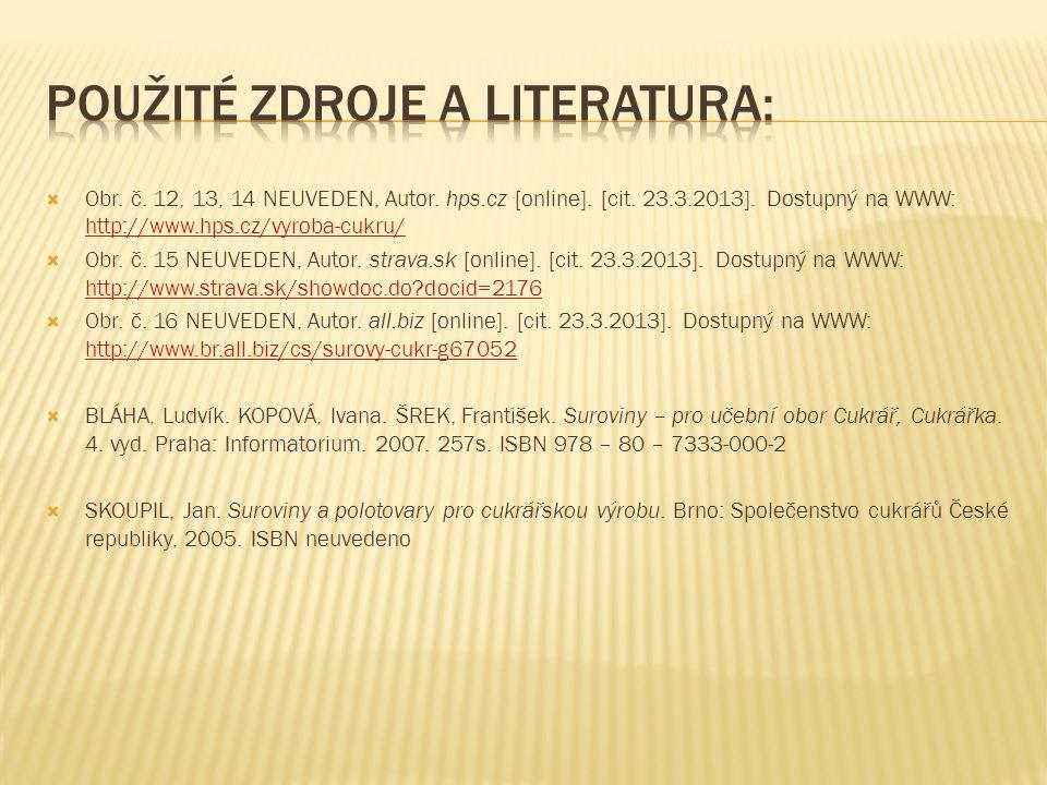  Obr. č. 12, 13, 14 NEUVEDEN, Autor. hps.cz [online].