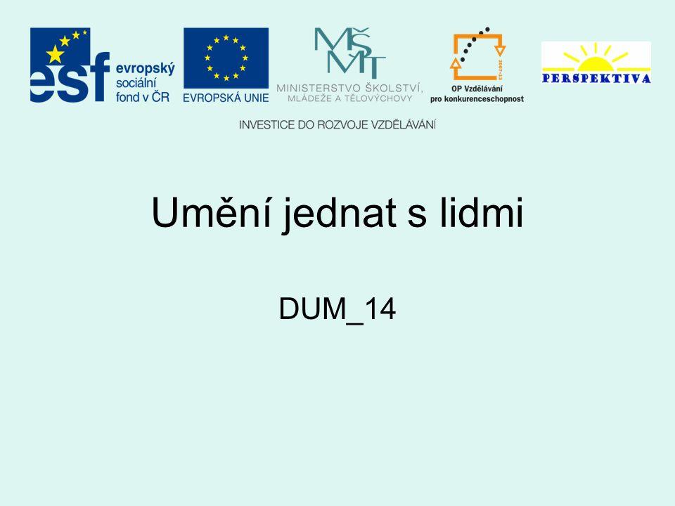 Umění jednat s lidmi DUM_14