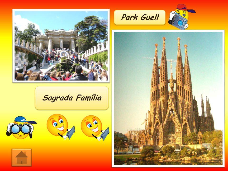 Park Guell Sagrada Família