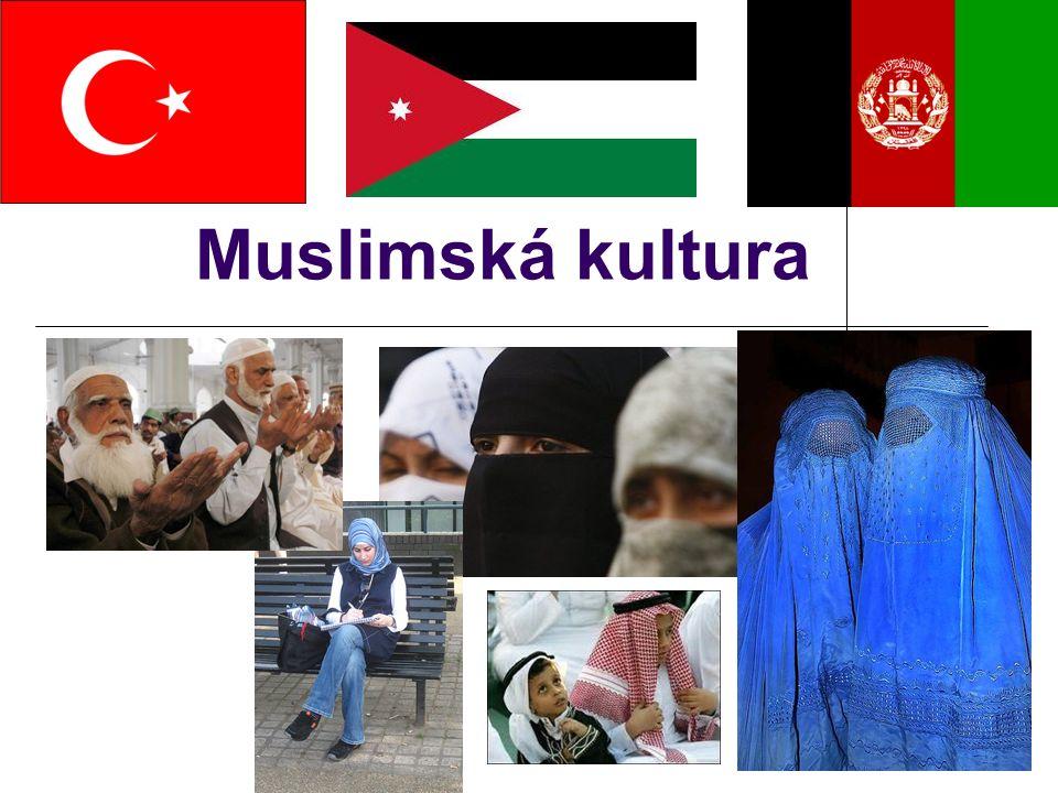 Muslimská kultura