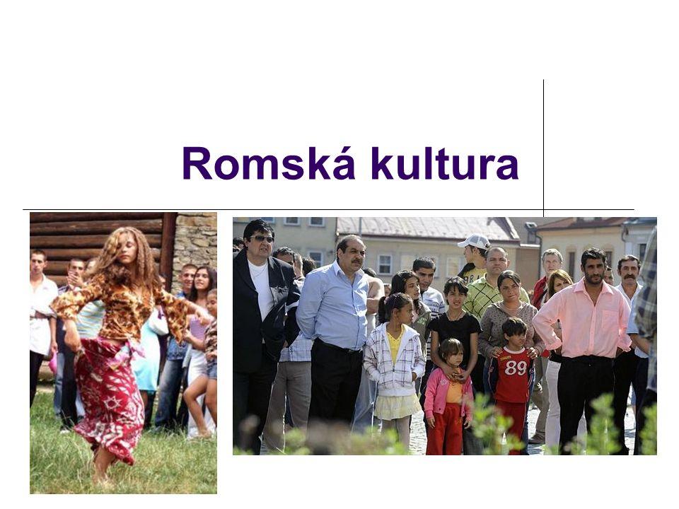 Romská kultura