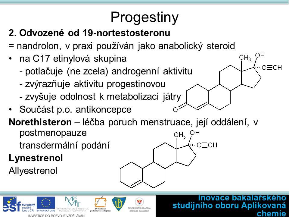 Progestiny 2.