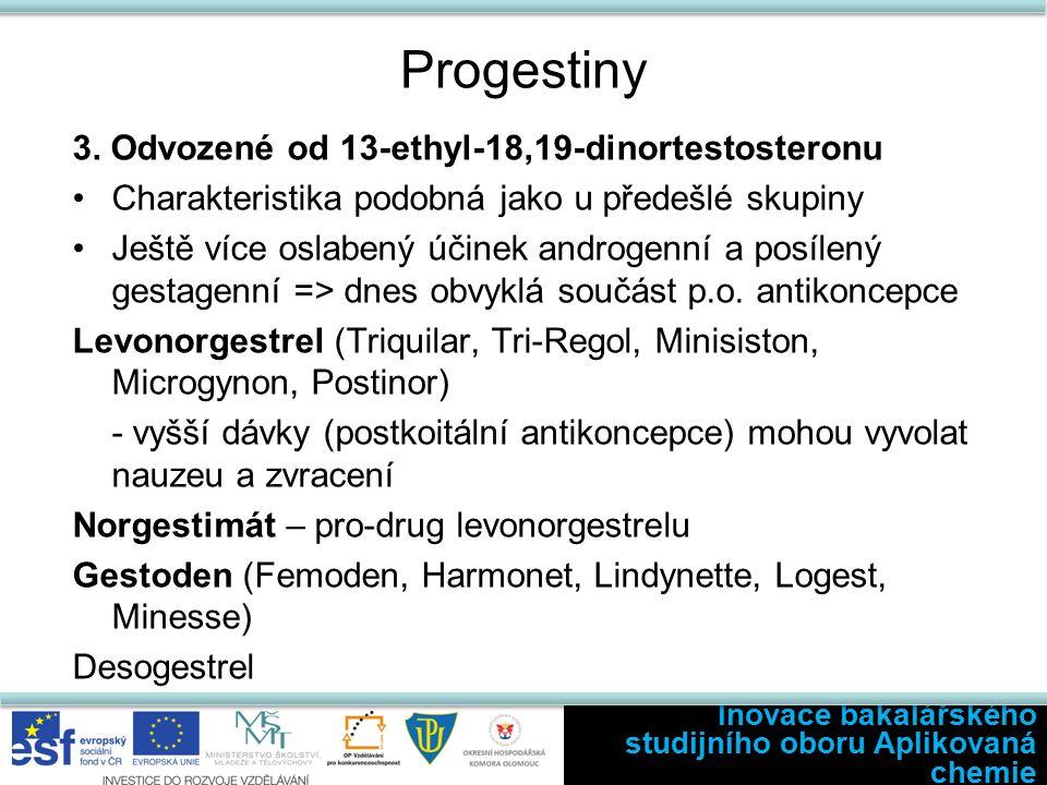 Progestiny 3.