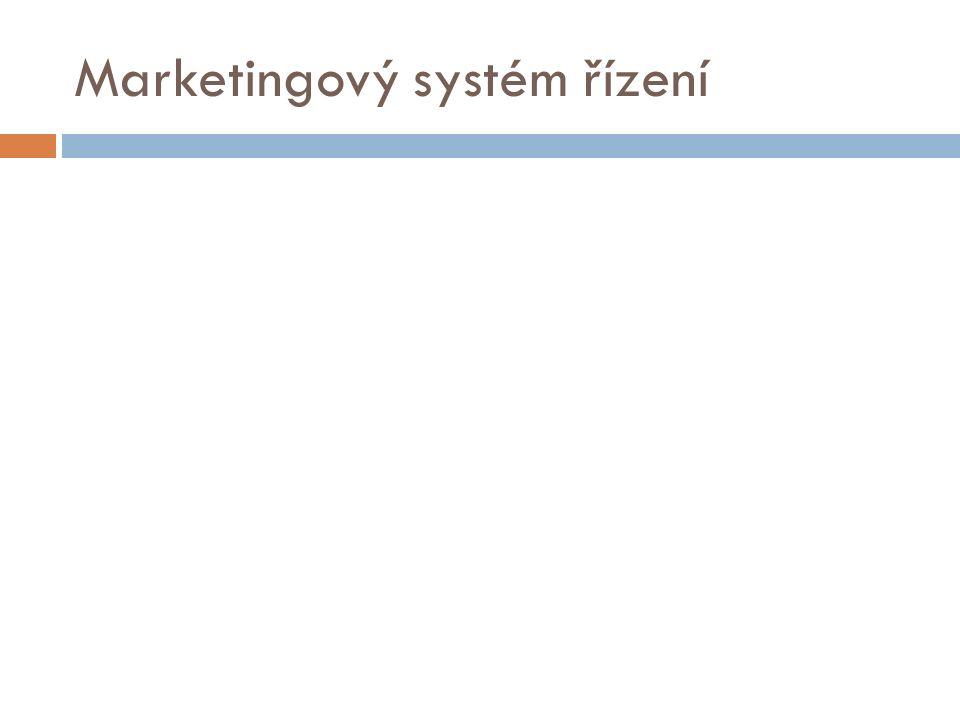 Marketingový systém řízení