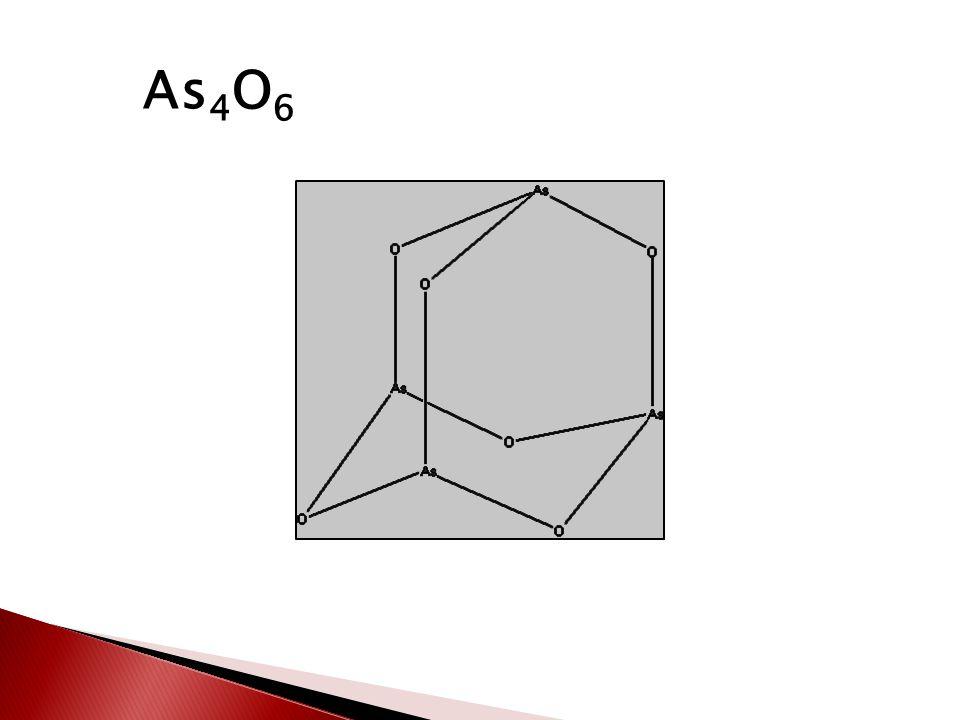 As 4 O 6