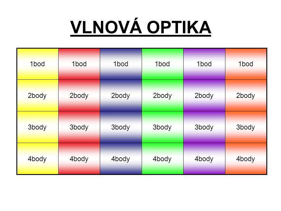 VLNOVÁ OPTIKA 4body 3body 2body 1bod