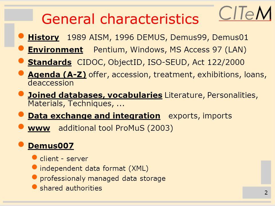23 CIDOC CRM 2004 účastní se Aktéři Pojmové objekty Fyzické výtvory Události ovlivňují vztahují se Typy zpřesňují Označení odkazují / identifikují umístění v místě v době Místa Časové úseky