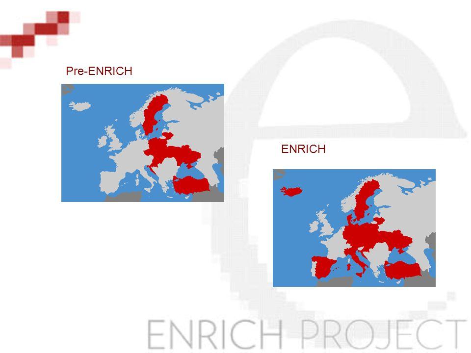 Pre-ENRICH ENRICH