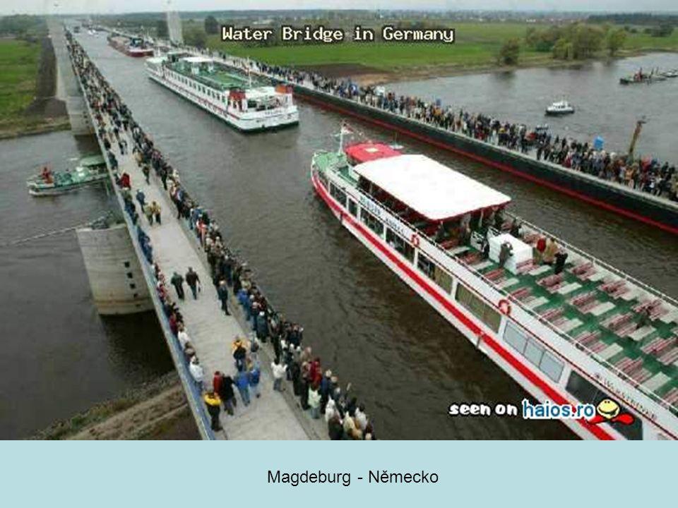 Magdeburg - Německo