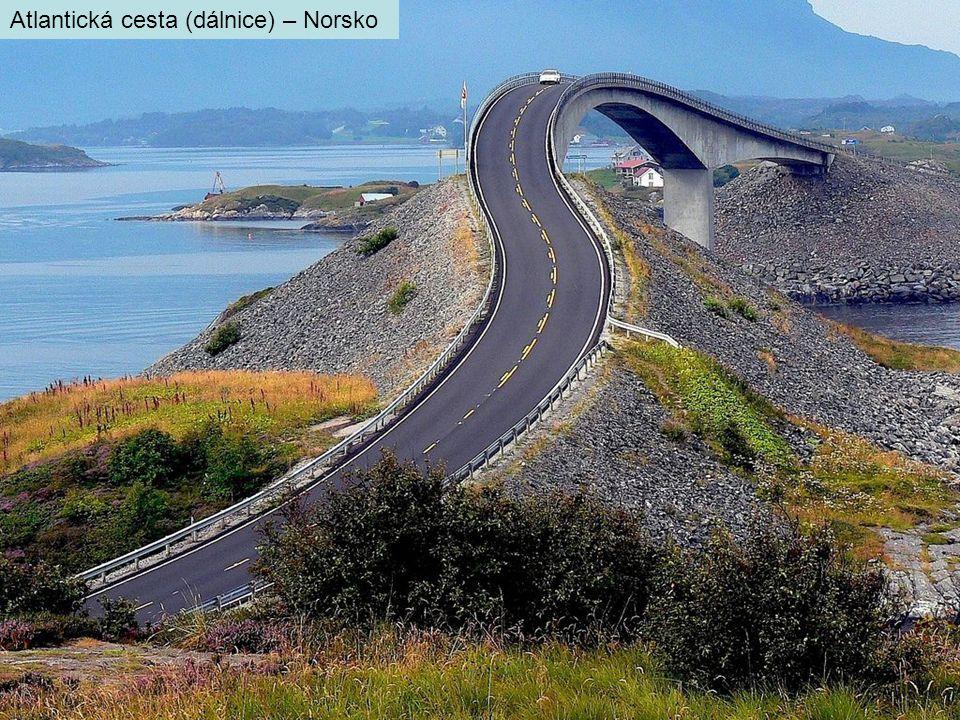 Atlantická cesta (dálnice) – Norsko