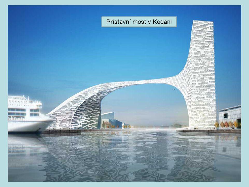 Přístavní most v Kodani