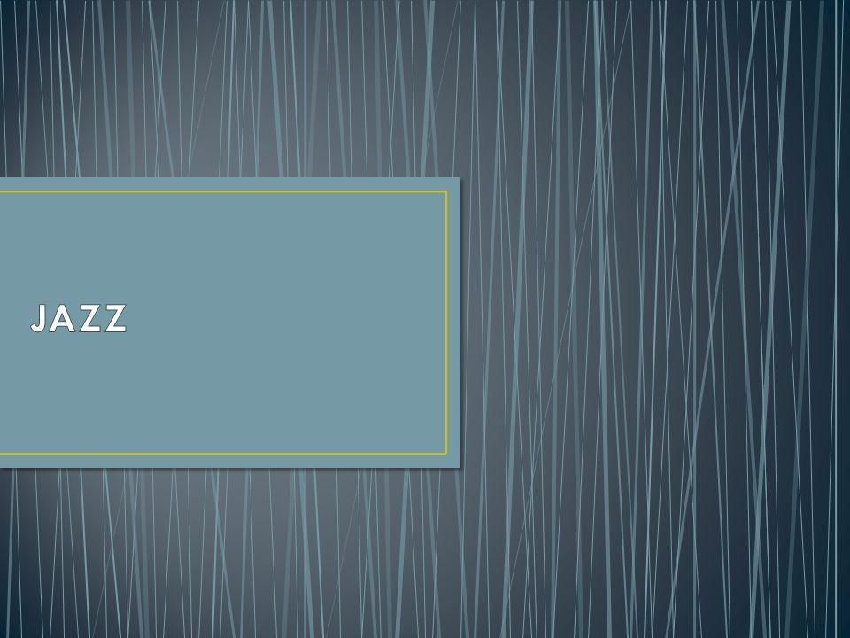 Jazz či počeštěle džez (z angličtiny), je původně americký hudební styl, který vznikl na začátku 20.