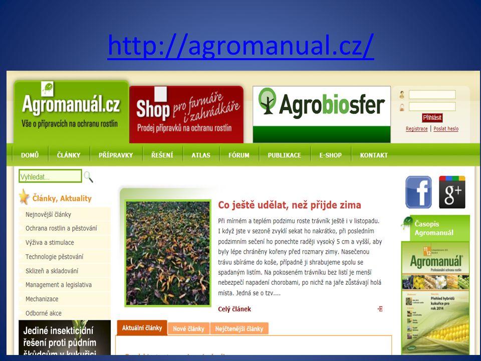 http://agromanual.cz/