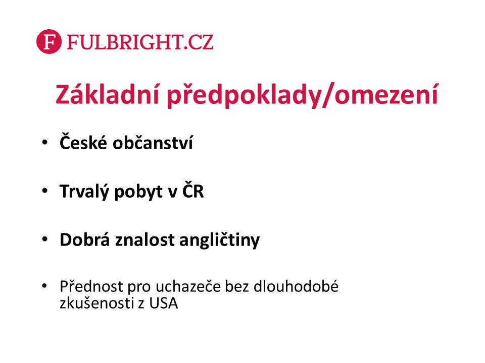 Kontaktujte nás Komise J.W. Fulbrighta Karmelitská 17 118 00 Praha 1 Tel.