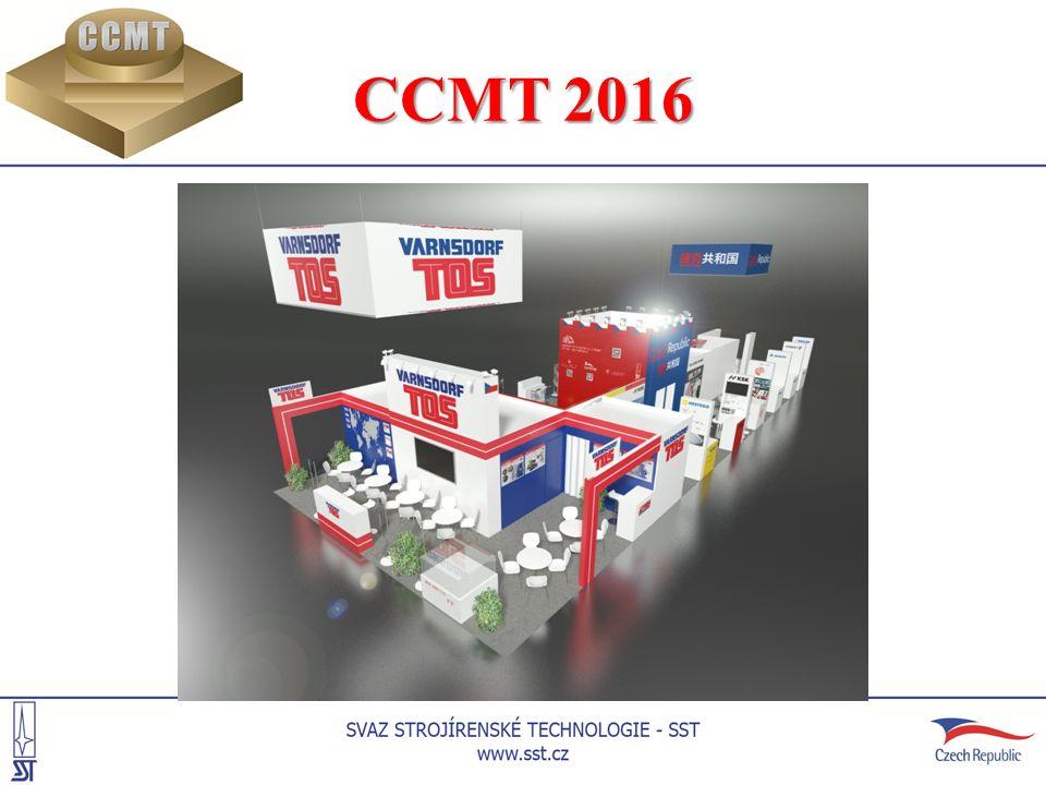 MSV a IMT 2016 Brno 3 - 7. října 2016