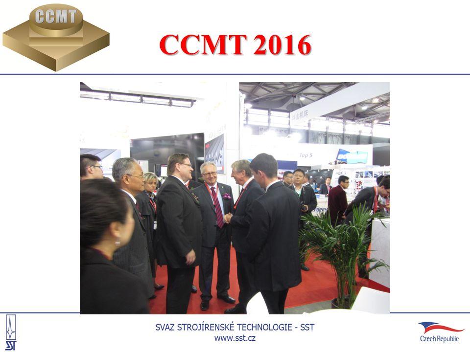 MACTECH 2016 Místo konání Cairo, Egypt Výstava MACTECH je zařazena mezi oficiální podporované výstavy MPO Termín konání 24 - 27.