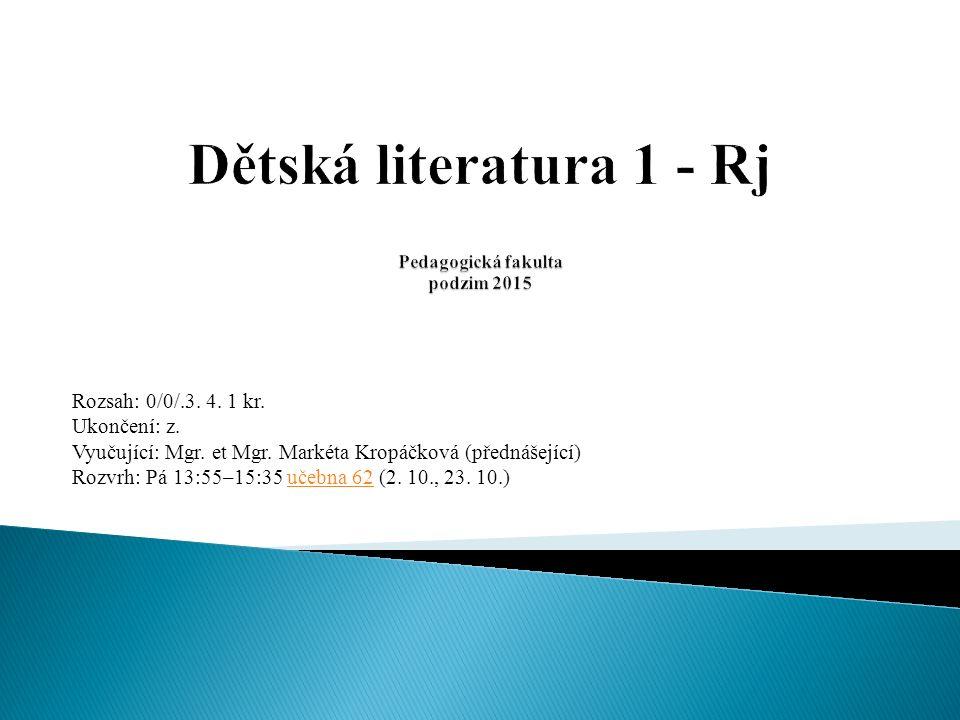  1.Zpracování prezentace a handoutu (5000 znaků).