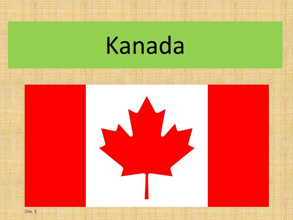 Kanada Obr. 1