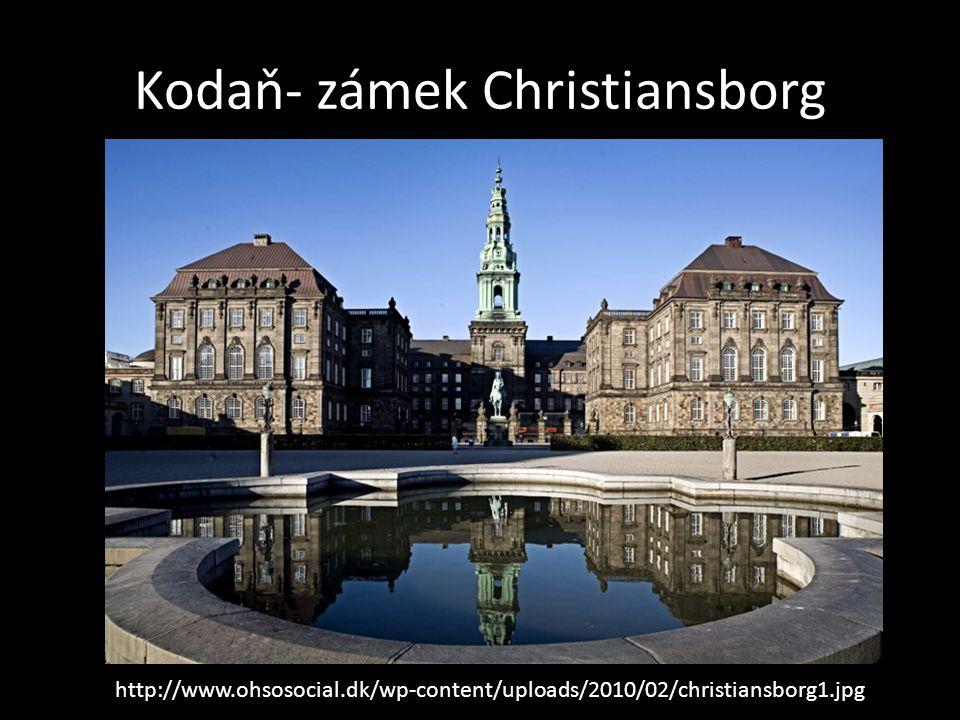 Kodaň- zámek Christiansborg http://www.ohsosocial.dk/wp-content/uploads/2010/02/christiansborg1.jpg