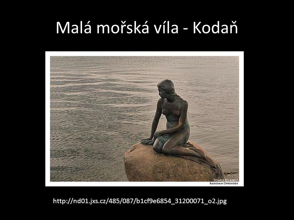 Malá mořská víla - Kodaň http://nd01.jxs.cz/485/087/b1cf9e6854_31200071_o2.jpg