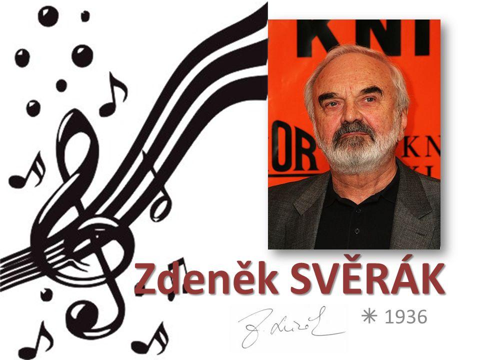 Zdeněk SVĚRÁK  1936