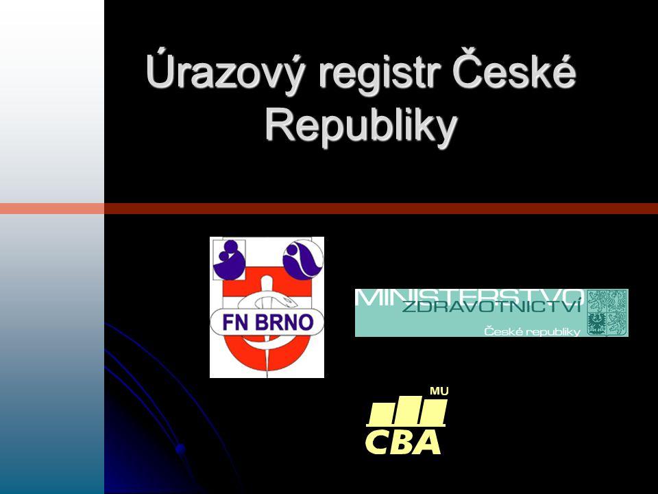 Úrazový registr České Republiky