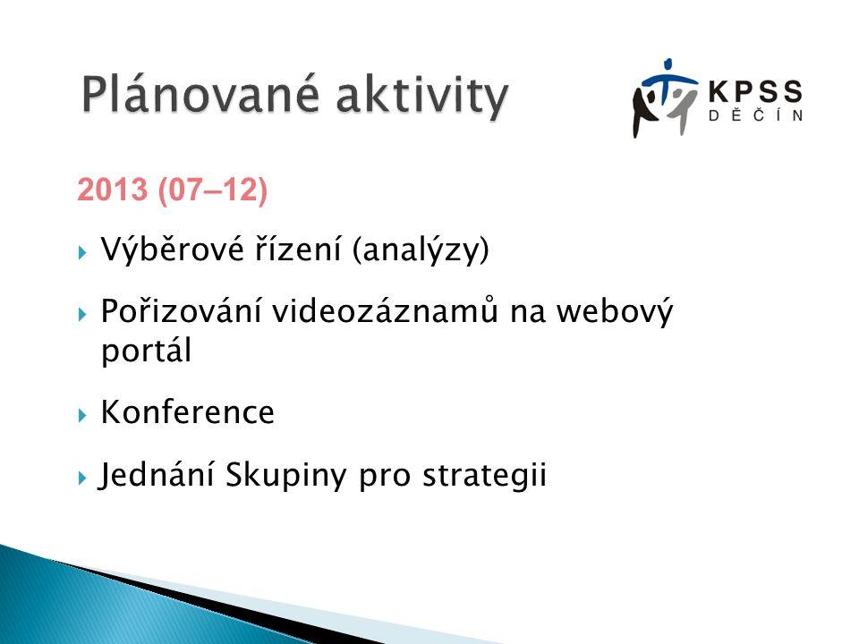 2014  Výběrové řízení (evaluace)  Evaluace 2.