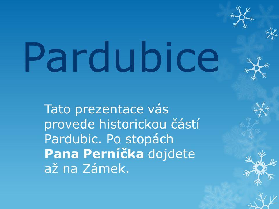 Pořádně se dívejte kolem sebe, Pan Perníček je skoro na každém kroku.