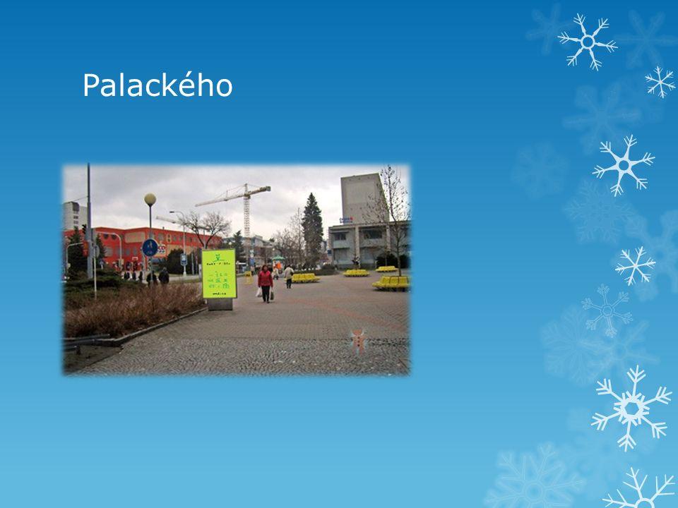 Palackého