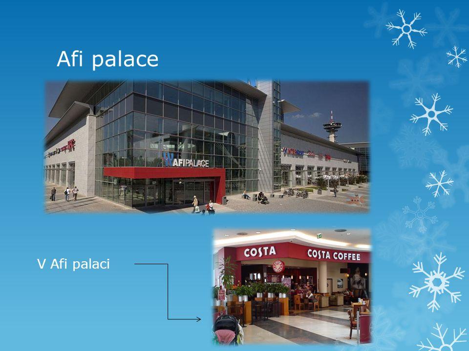 Afi palace V Afi palaci