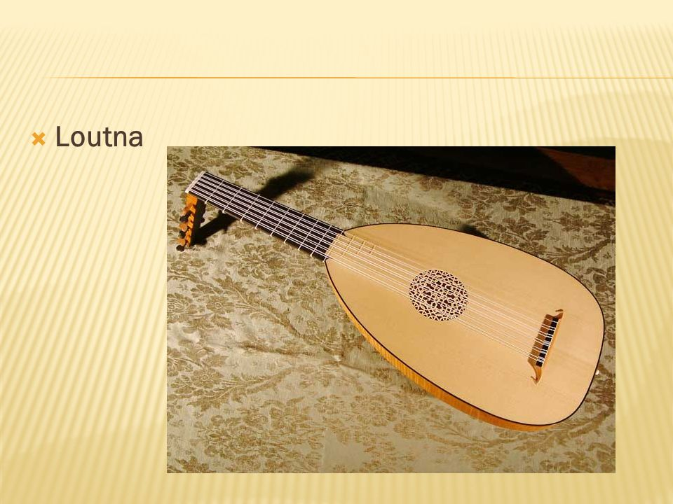  Loutna