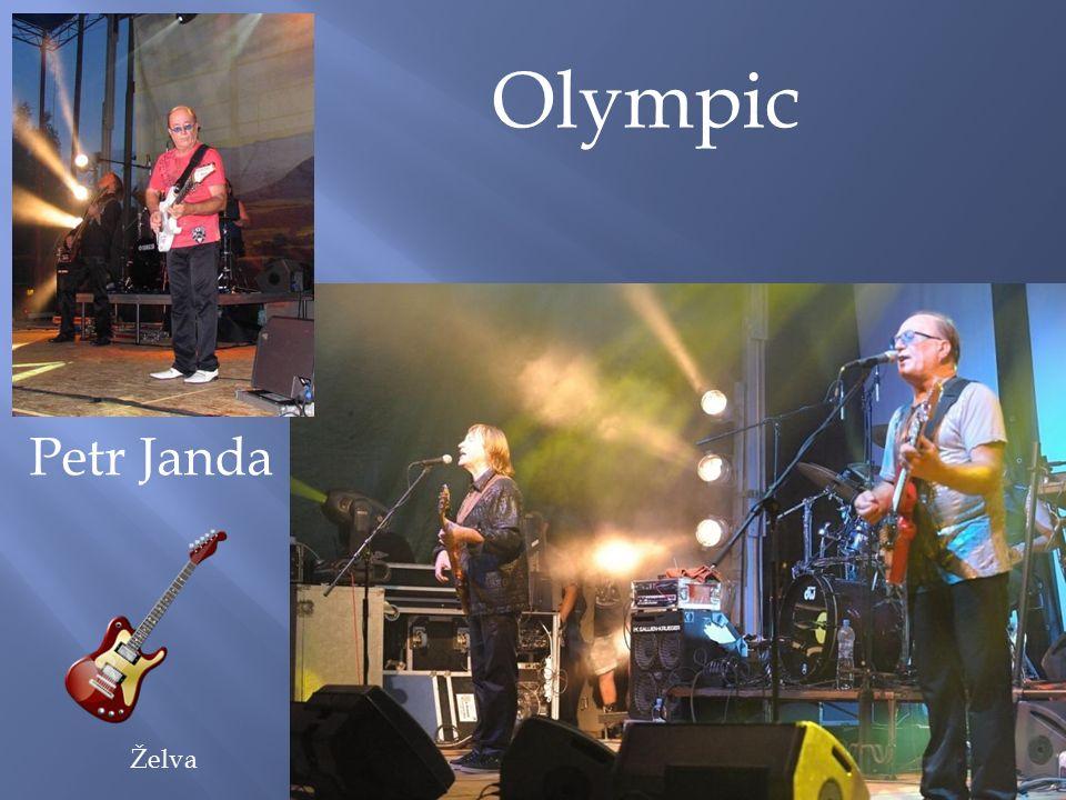 Olympic Petr Janda Želva