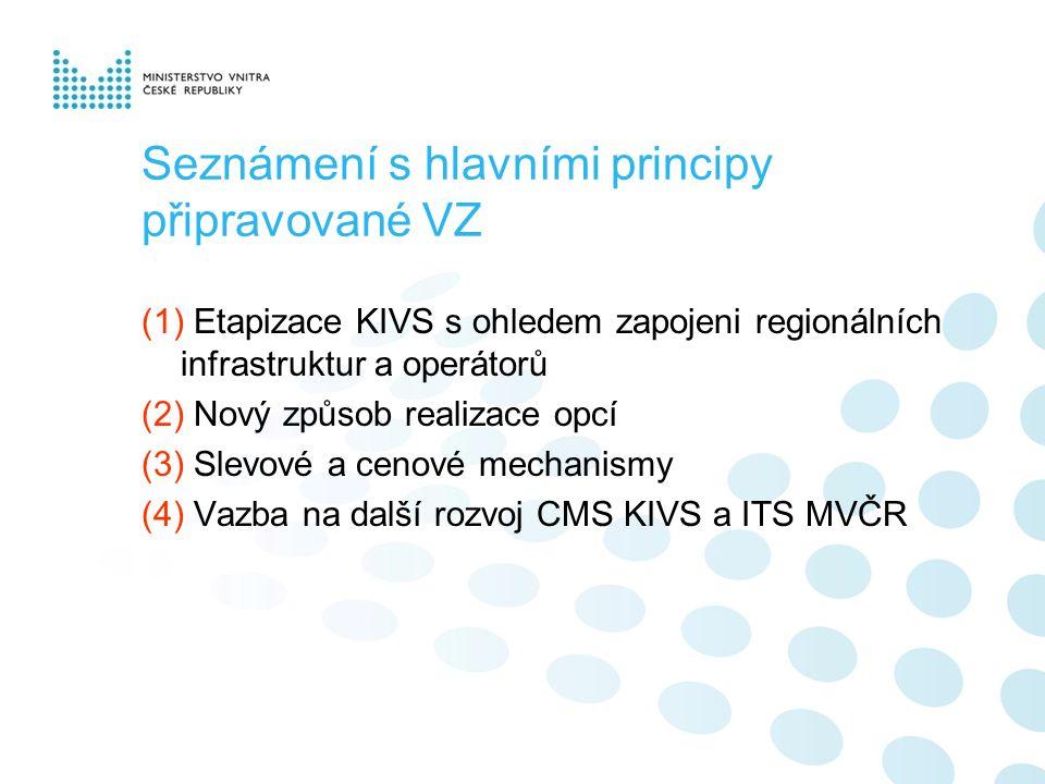 (1) Zjednodušujeme a optimalizujeme portfolio a parametriku služeb v rámci KL (2) Prezentace změn KL Představení aktualizace katalogových listů