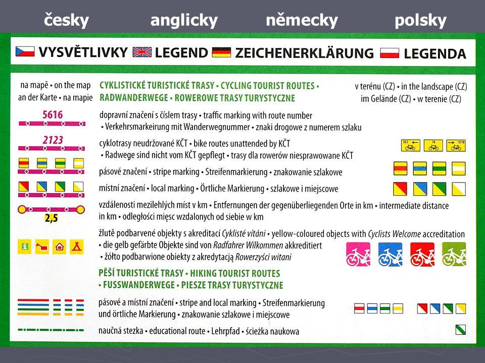 česky anglicky německy polsky