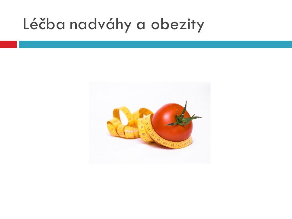 Léčba nadváhy a obezity