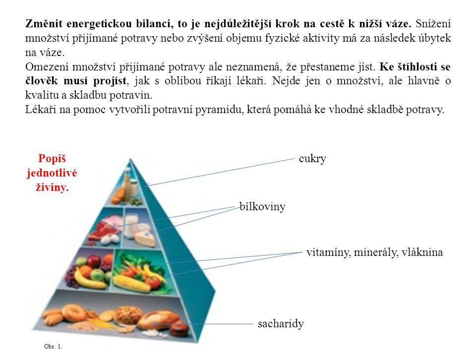 Změnit energetickou bilanci, to je nejdůležitější krok na cestě k nižší váze. Snížení množství přijímané potravy nebo zvýšení objemu fyzické aktivity